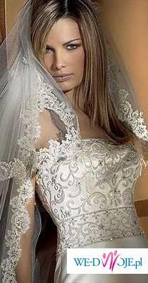 San Patrick -Hiszpańska kolekcja -suknia BABYLON przepiękna