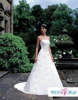 Sincerity 3079- przepiekna suknia slubna