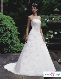 SINCERITY BRIDAL nr 3079 – idealny stan – świetna cena!!!