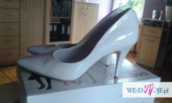 skórzane buty ślubne Cataleya by Żurek r.37