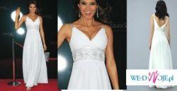 Skromna suknia ślubna TANIO