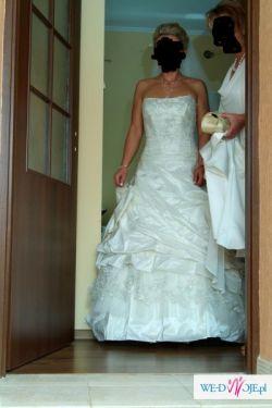 śliczna i NIEDROGA suknia!!!!!!!!