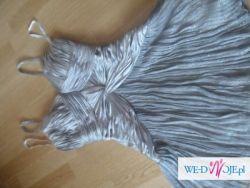 śliczna i wyjątkowa sukienka BICICI-XS
