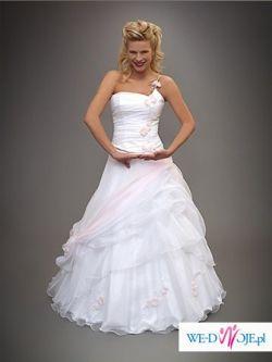 ŚLiczna,nowa suknia ślubna, prosto z salonu!!!!