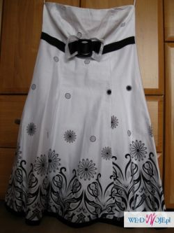 Śliczna sukienka M/L jak nowa