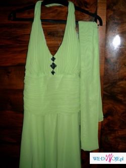 sliczna sukienka wieczorowa tanio!!!