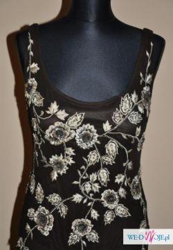 śliczna suknia 44-46