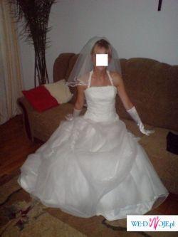 Śliczna suknia AGNES