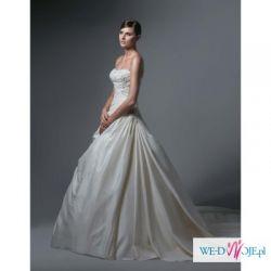 Śliczna suknia Blue by Enzoani