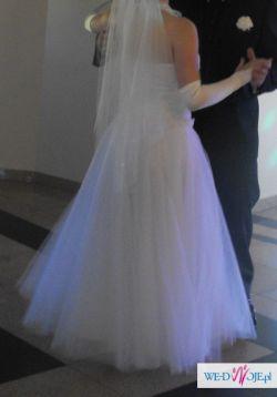 Śliczna suknia dla księżniczki