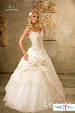 Śliczna Suknia Emmi Mariage - Romance
