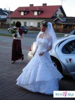 Śliczna suknia Herm's Kivior (dodatki gratis)