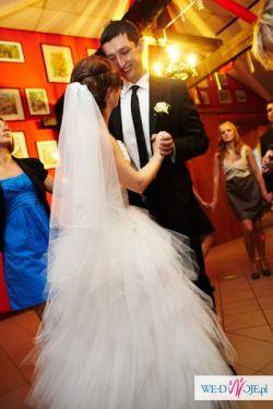 Śliczna suknia jak cymbeline dalyce