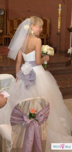 Śliczna suknia JASMINE COUTURE !!!