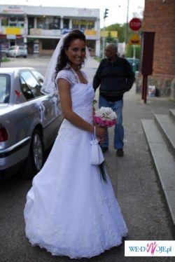 Śliczna suknia na sprzedaż