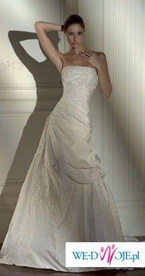 Śliczna suknia NEPAL 38/40 - WROCŁAW