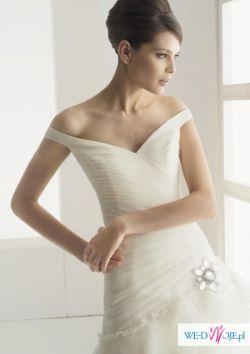 Śliczna suknia Rosa Clara