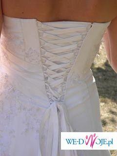 Śliczna suknia roz 36