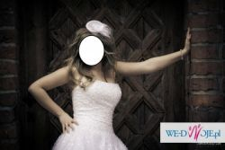 Śliczna suknia ślubna 36 Herms