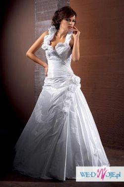 śliczna suknia ślubna 38 Bielsko-Biała Kareen