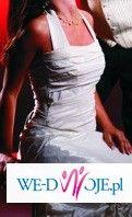 śliczna suknia slubna