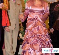Śliczna suknia ślubna dla Pani XL