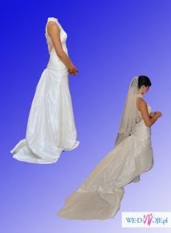Sliczna suknia slubna do sprzedania