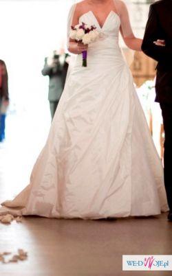 Śliczna suknia ślubna Fantazia!!!