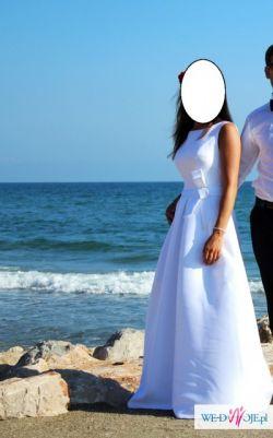 Śliczna suknia ślubna Fulara&Żywczyk (2014)