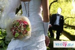 Śliczna suknia ślubna GALA