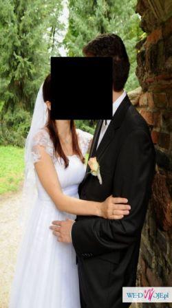 Śliczna suknia ślubna KAREN