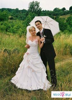 Śliczna suknia ślubna kolekcja 2008
