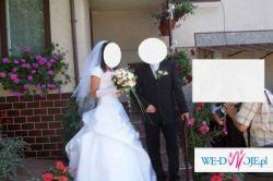 Śliczna suknia ślubna Milanolina