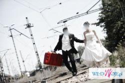 Śliczna suknia ślubna SINCERITY model 3622