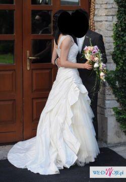 śliczna suknia ślubna SPOSABELLA 640