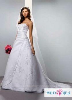 Sliczna suknia slubna z USA
