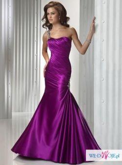 Śliczna suknie ślubna za 322 zł+koszty przesyłki! NOWA!