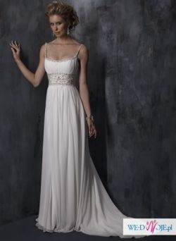 Śliczna suknie ślubna za 416,6 zł+koszty przesyłki! NOWA!