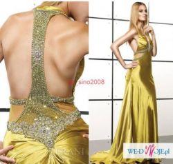 Śliczna suknie wieczorowa za 416,6 zł + koszt przesyłki! NOWA!
