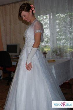 śliczna sukniea