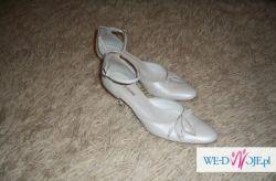 Śliczne skórzane buty Arte di Roma