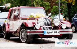 ŚLUBNE auta retro i chrysler 300 C
