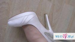 ślubne buty menbur oryginalne roz 36