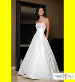 Śnieżnobiała herms bridal FANTASYA rozm 34-36