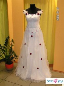 Sorzedam suknię ślubną