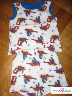 SPIDER MAN 3 SIZE 18M piżamka na upały