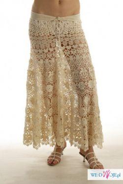 spódnice koronkowe KONI-ART koronki koniakowskie