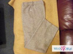 Spodnie w jodekłkę.Roz.36