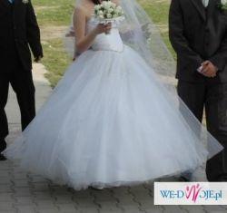 spprzedam bajeczną suknię ślubną !!