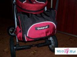 Spredam wózek Coneco Toledo - stan idealny!